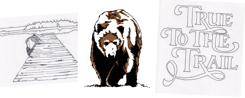 merrell-sketches