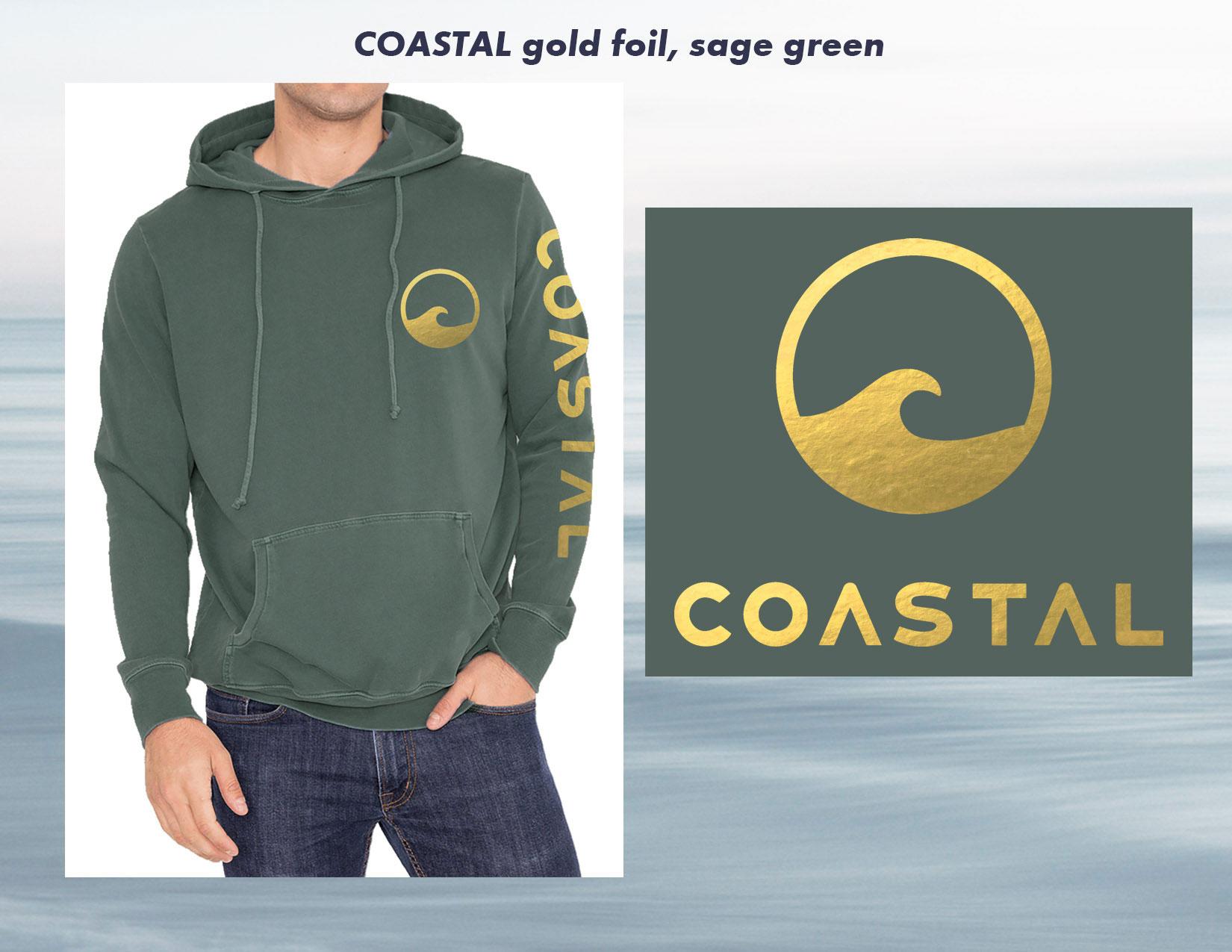 Coastal-gold-foil-sage-green